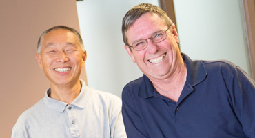 Two Reko Employee