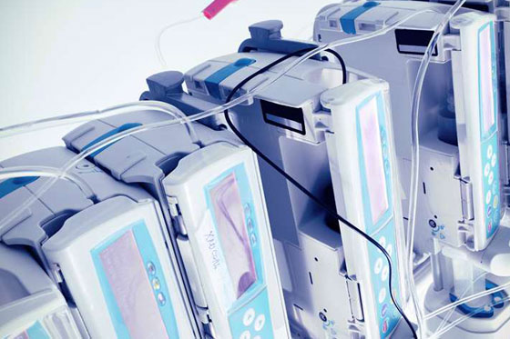 Medical device automation
