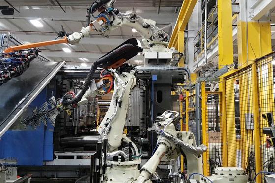 Assembly Automation Robot