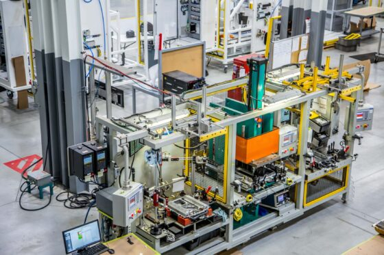 Integrated Automation Equipment